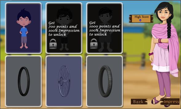 Tyre(Pahiya)Game screenshot 4