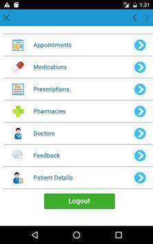 CNWL Patient Portal apk screenshot