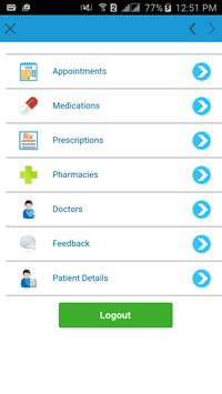 CNWL Patient Portal screenshot 3