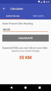 Mileage App screenshot 6