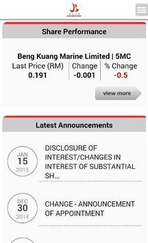 Beng Kuang Marine apk screenshot