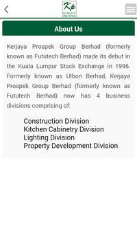 Kerjaya Prospek Group screenshot 3