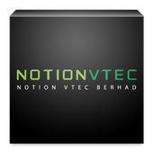 Notion VTec Investor Relations icon