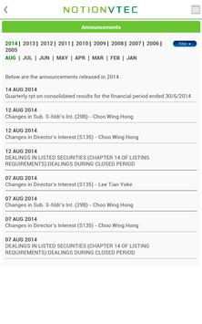 Notion VTec Investor Relations screenshot 17