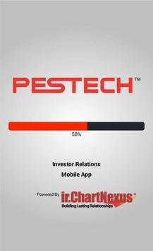 Pestech Investor Relations poster