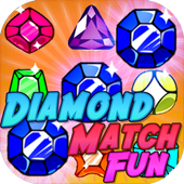 Diamond Match Fun icon