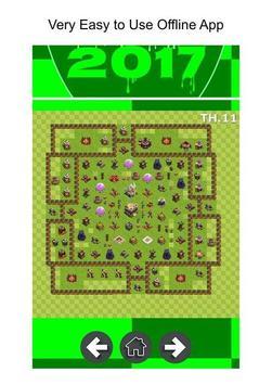 Map For COC 2017 apk screenshot