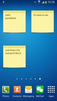 Quick Notes screenshot 3
