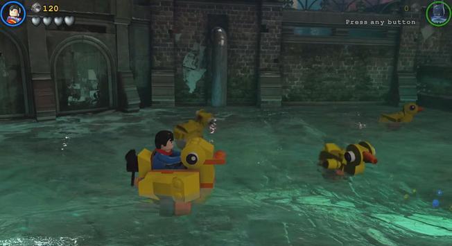 Guide LEGO Batman 3 poster