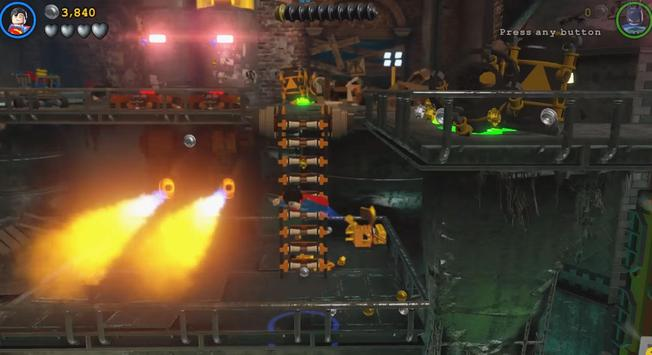 Guide LEGO Batman 3 apk screenshot