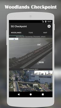 SG Checkpoint poster