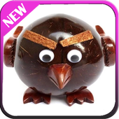 Coconut Shell Crafts icon