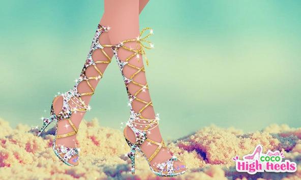 Coco High Heels Mod
