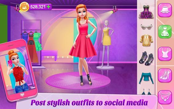 Selfie Queen - Social Star poster