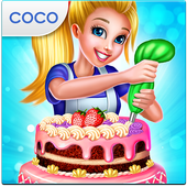 Real Cake Maker 3D - Bake, Design & Decorate icon