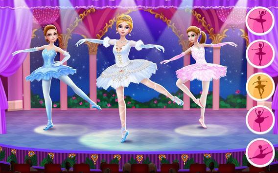 Pretty Ballerina - Dress Up in Style & Dance apk screenshot