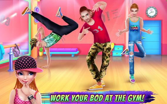 Hip Hop Dance School Game apk screenshot