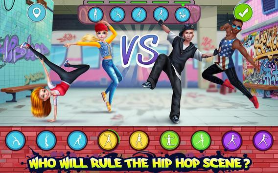 Hip Hop Battle - Girls vs. Boys Dance Clash screenshot 5