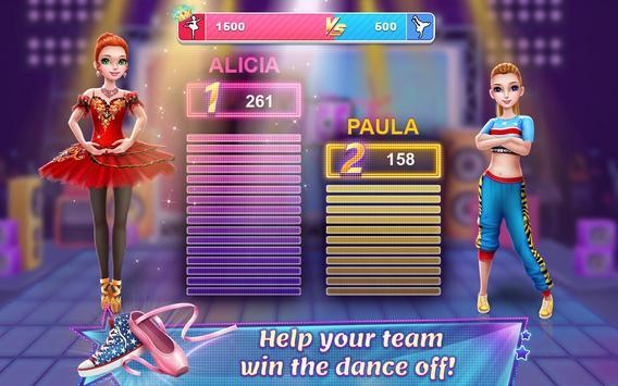 Dance Clash: Ballet vs Hip Hop apk تصوير الشاشة