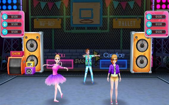 Dance Clash: Ballet vs Hip Hop apk screenshot