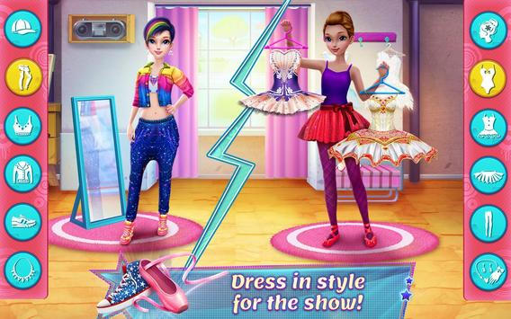 Dance Clash: Ballet vs Hip Hop apk screenshot