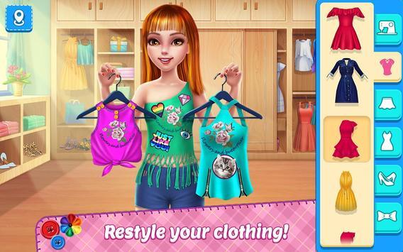 Genio del DIY de la moda: trucos de diseño de ropa captura de pantalla 12