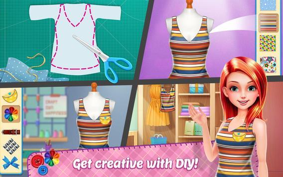 Genio del DIY de la moda: trucos de diseño de ropa captura de pantalla 1