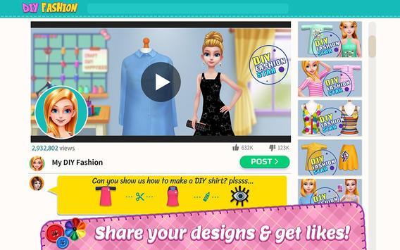 Genio del DIY de la moda: trucos de diseño de ropa captura de pantalla 3
