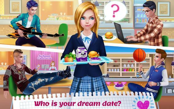 High School Crush - First Love apk تصوير الشاشة