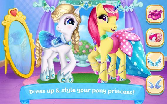 Pony Princess Academy poster