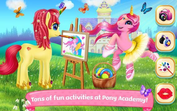 Pony Princess Academy screenshot 13