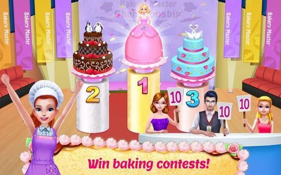 My Bakery Empire - Bake, Decorate & Serve Cakes apk تصوير الشاشة