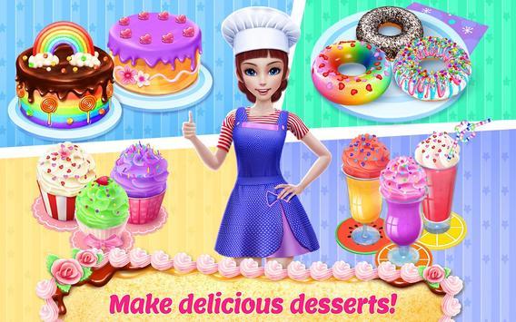 My Bakery Empire - Bake, Decorate & Serve Cakes الملصق