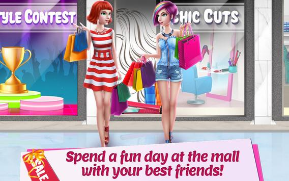 Shopping Mall Girl: Style Game apk screenshot