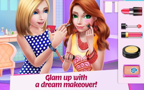 Shopping Mall Girl - Dress Up & Style Game screenshot 8