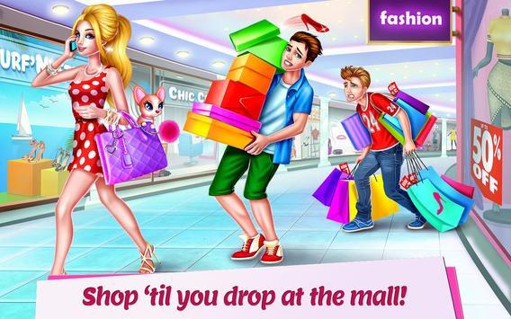 Shopping Mall Girl - Dress Up & Style Game screenshot 4