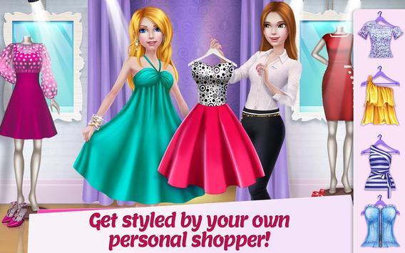 Shopping Mall Girl - Dress Up & Style Game screenshot 10