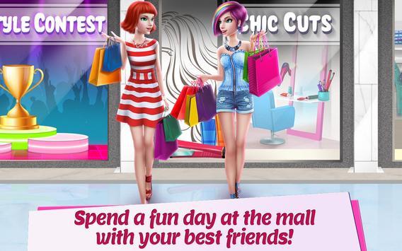 Shopping Mall Girl - Dress Up & Style Game apk screenshot