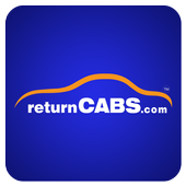 returnCABS -Get Your Taxi Free icon
