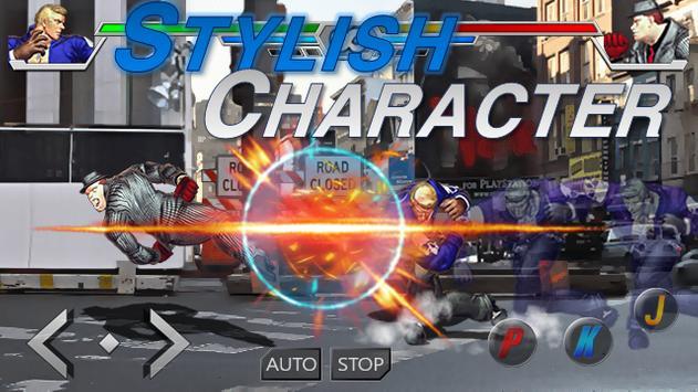 Infinite Fighter-Shadow of street- apk screenshot
