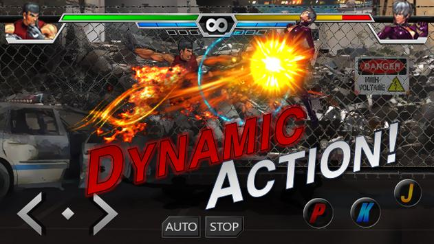 Infinite Fighter-Shadow of street- screenshot 12