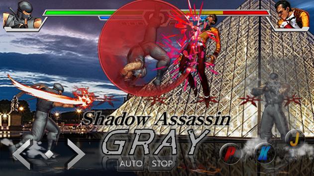 Infinite Fighter-Shadow of street- screenshot 8
