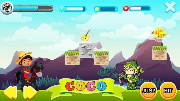 COCO Super Boy screenshot 1