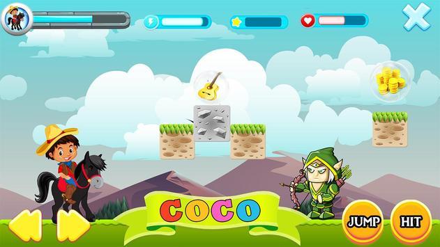COCO Super Boy screenshot 2