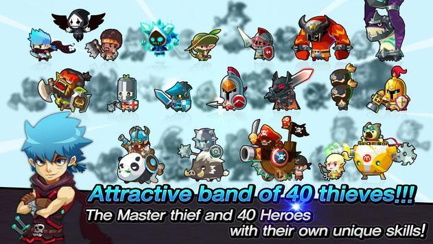 108 Monsters apk screenshot