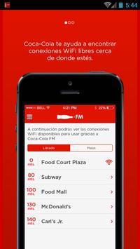 Coca-Cola.FMEcuador screenshot 6