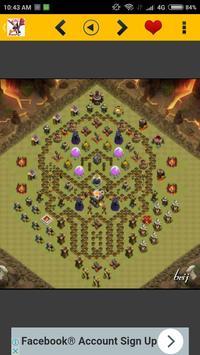 Base For Clash of Clan 2017 4U screenshot 3