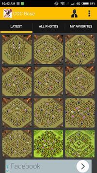 Base For Clash of Clan 2017 4U screenshot 1