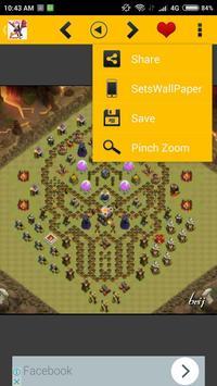 Base For Clash of Clan 2017 4U screenshot 2