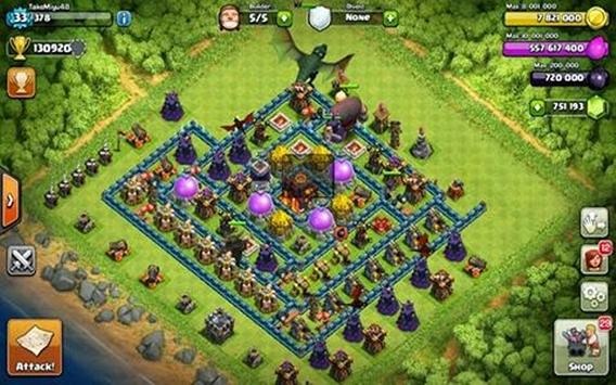 New fhx for coc apk download free strategy game for android new fhx for coc apk screenshot stopboris Images